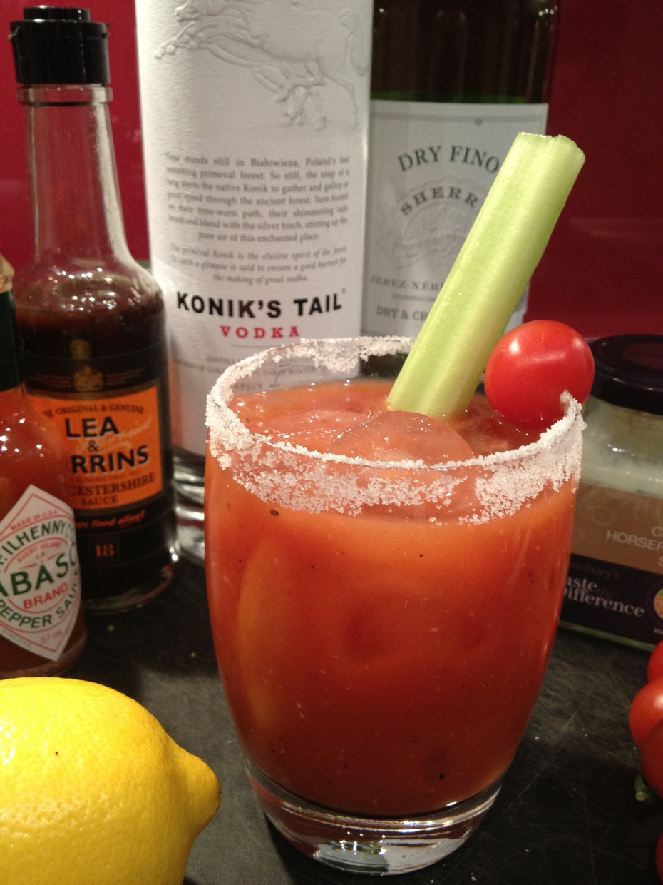 Our Bloody Mary