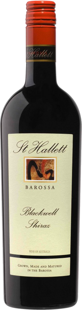 St Hallett Blackwell Shiraz 2007