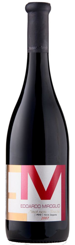 Edoardo Miroglio Pinot Nero 2007