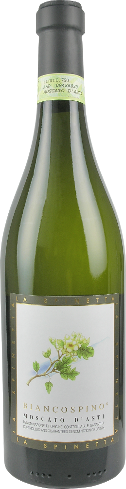Spinetta Moscato Biancospino 2010
