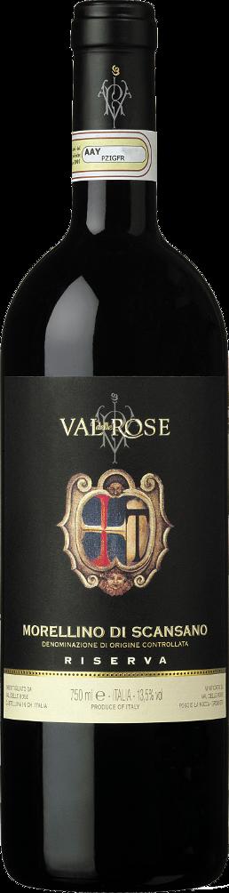 Val Delle Rose Morellino di Scansano Riserva 2007